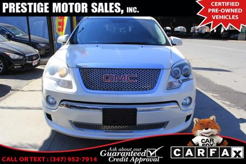 2012 GMC Acadia for sale in Brooklyn, NY