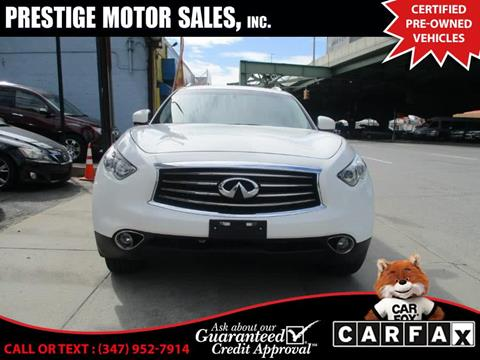 2013 Infiniti FX37 for sale in Brooklyn, NY