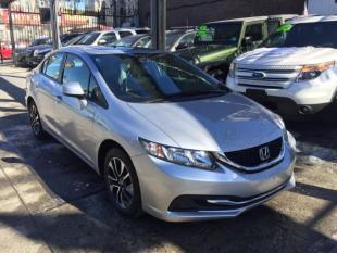 2013 Honda Civic EX 4dr Sedan - Brooklyn NY