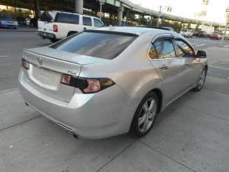 2012 Acura TSX 4dr Sedan w/Technology Package - Brooklyn NY
