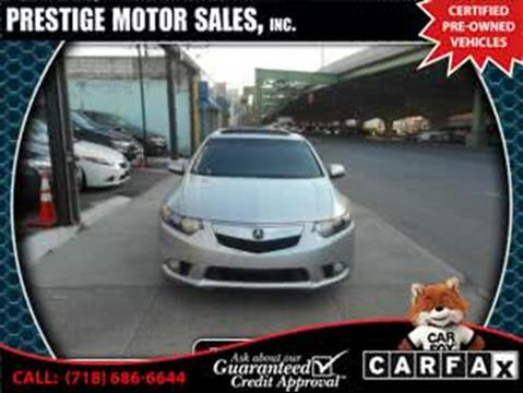 2012 Acura TSX for sale in Brooklyn, NY