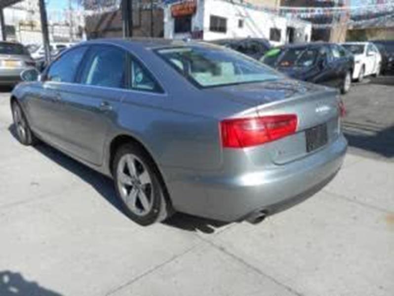 2012 Audi A6 AWD 3.0T quattro Premium Plus 4dr Sedan - Brooklyn NY