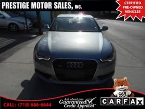 2012 Audi A6 for sale in Brooklyn, NY