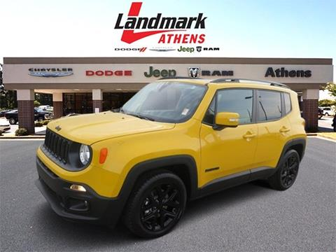 2017 Jeep Renegade for sale in Athens, GA