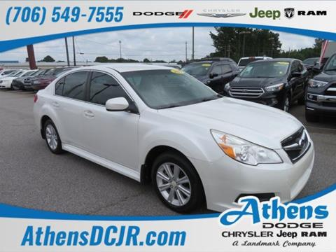 2012 Subaru Legacy for sale in Athens, GA