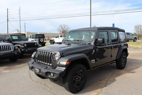 2018 Jeep Wrangler Unlimited for sale in Athens, GA