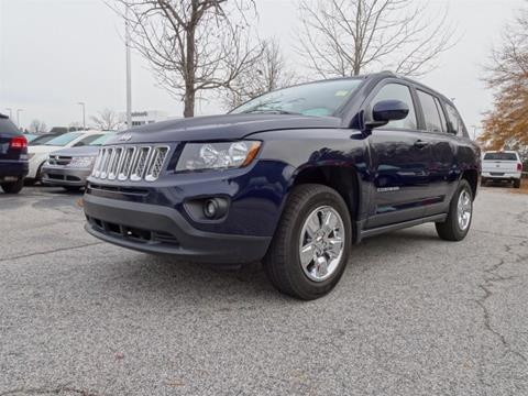2016 Jeep Compass for sale in Athens, GA