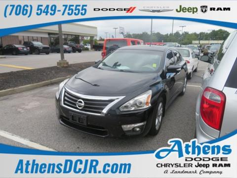2015 Nissan Altima for sale in Athens, GA