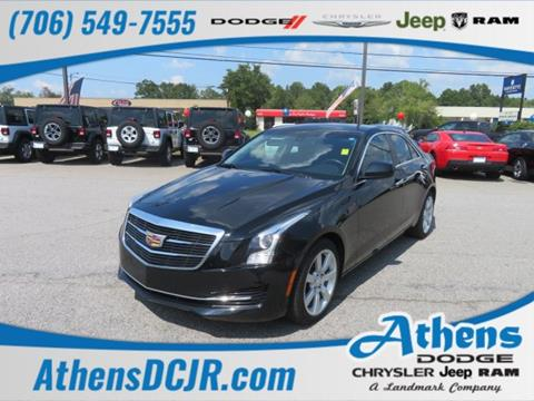 2016 Cadillac ATS for sale in Athens, GA