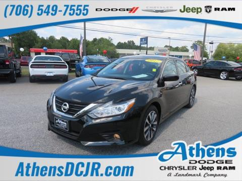 2017 Nissan Altima for sale in Athens, GA
