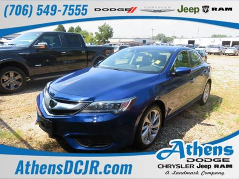 2016 Acura ILX for sale in Athens, GA