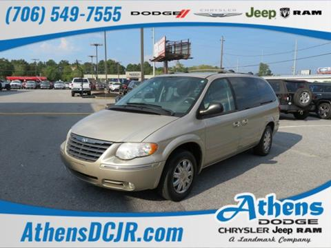 2005 Chrysler Town and Country for sale in Athens, GA