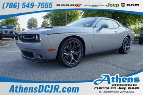 2018 Dodge Challenger for sale in Athens, GA