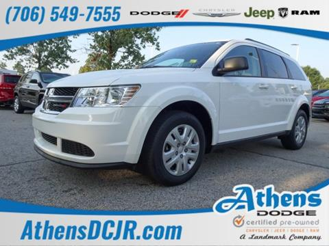 2017 Dodge Journey for sale in Athens, GA