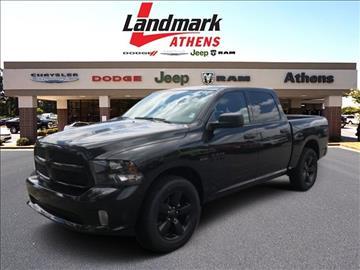 2017 RAM Ram Pickup 1500 for sale in Athens, GA