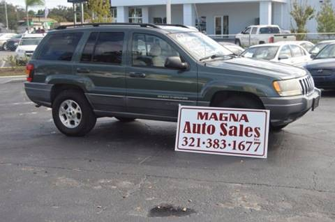 2002 Jeep Grand Cherokee for sale in Titusville, FL