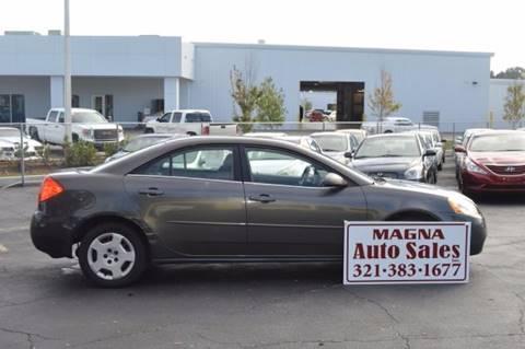 2007 Pontiac G6 for sale in Titusville, FL