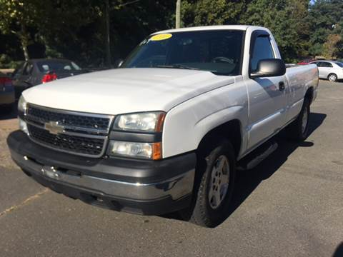 2006 Chevrolet Silverado 1500 for sale in Manchester, CT