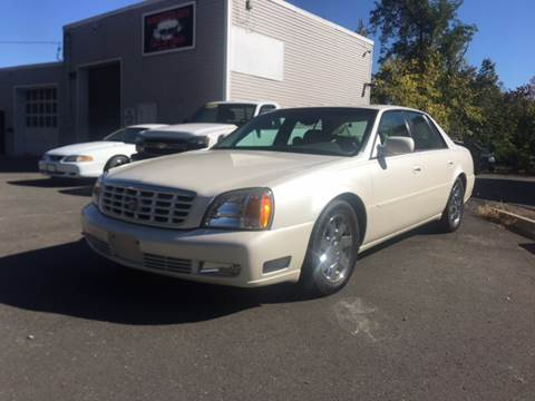 2002 Cadillac DeVille for sale in Manchester, CT
