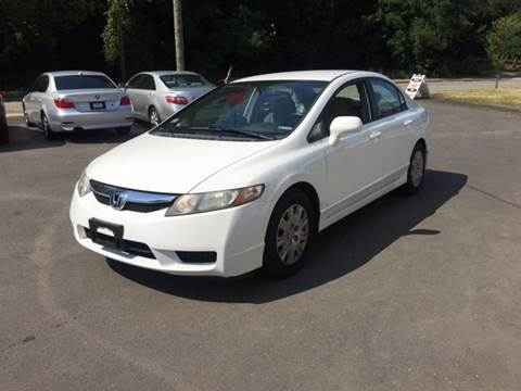 2010 Honda Civic for sale at Manchester Auto Sales in Manchester CT