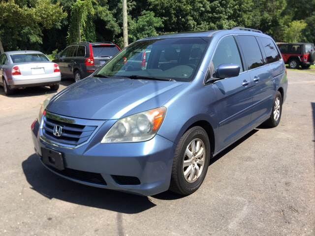 2009 Honda Odyssey for sale at Manchester Auto Sales in Manchester CT