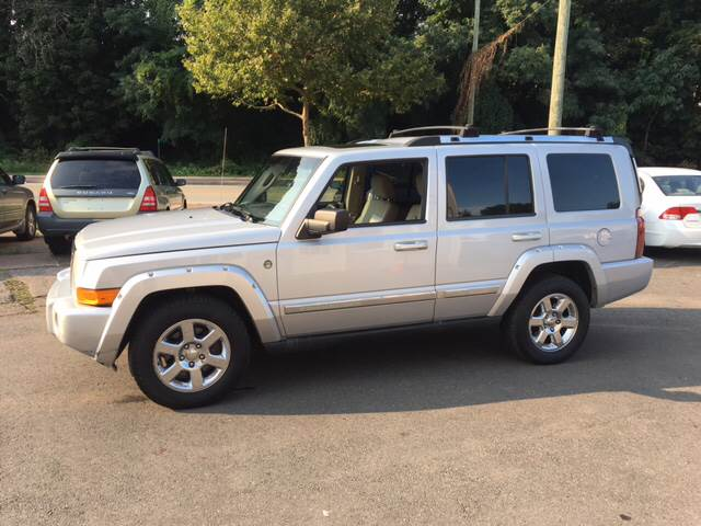2006 Jeep Commander for sale at Manchester Auto Sales in Manchester CT