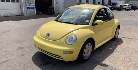 2001 Volkswagen New Beetle for sale in Manchester, CT