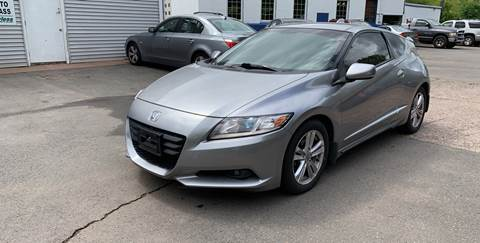 2011 Honda CR-Z for sale in Manchester, CT