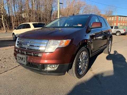 2010 Ford Edge Limited for sale at Manchester Auto Sales in Manchester CT