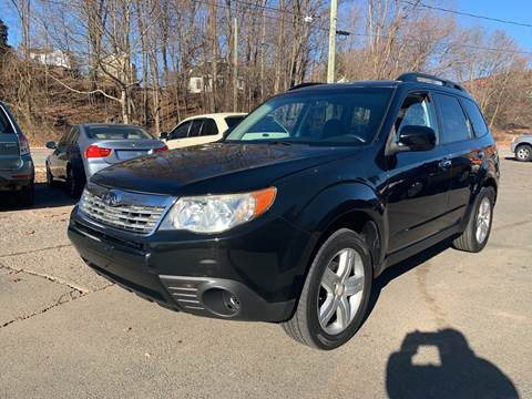 2010 Subaru Forester 2.5X Premium for sale at Manchester Auto Sales in Manchester CT