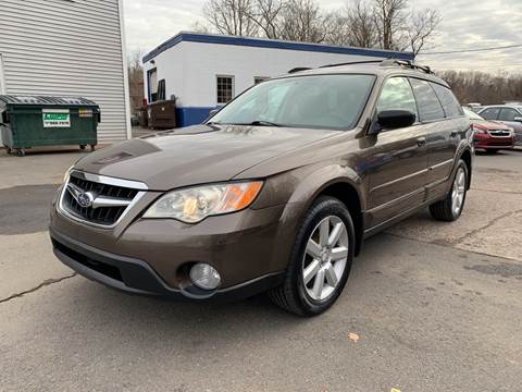 2008 Subaru Outback 2.5i for sale at Manchester Auto Sales in Manchester CT