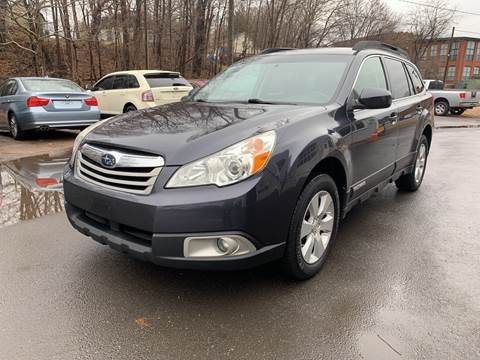 2011 Subaru Outback 2.5i Premium for sale at Manchester Auto Sales in Manchester CT