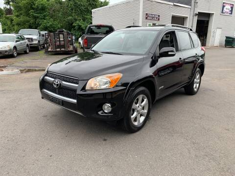 2010 Toyota RAV4 for sale at Manchester Auto Sales in Manchester CT