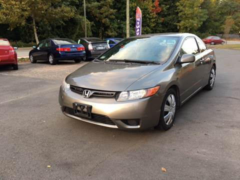2008 Honda Civic for sale in Manchester, CT