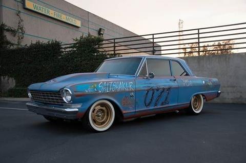 1962 Chevrolet Nova for sale in Cadillac, MI