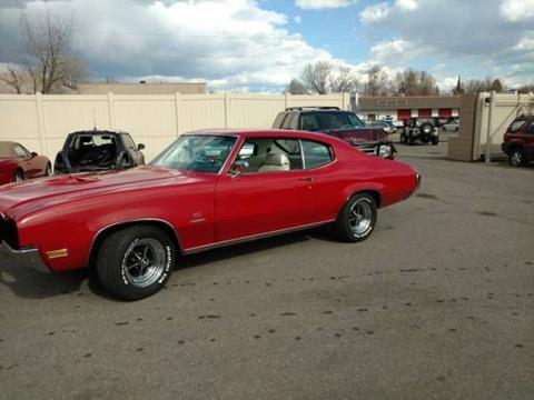 1970 Buick Gran Sport for sale in Cadillac, MI