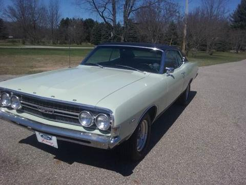 1968 Ford Torino for sale in Cadillac, MI