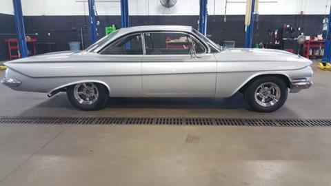 1961 Chevrolet Impala for sale in Cadillac, MI