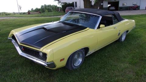 1970 Ford Torino for sale in Cadillac, MI