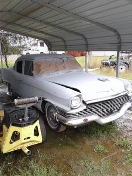 1957 Studebaker Commander for sale in Cadillac, MI