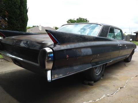 1962 Cadillac Series 62 for sale in Cadillac, MI