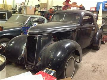1937 Studebaker Starlight for sale in Cadillac, MI