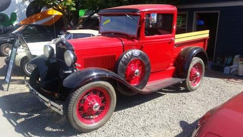 1931 Ford Model A for sale in Cadillac, MI