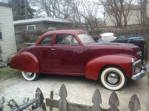 1942 Studebaker Champion for sale in Cadillac, MI