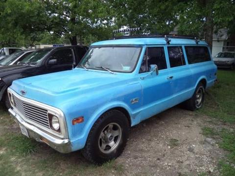 1969 chevrolet suburban for sale in junction city ks. Black Bedroom Furniture Sets. Home Design Ideas