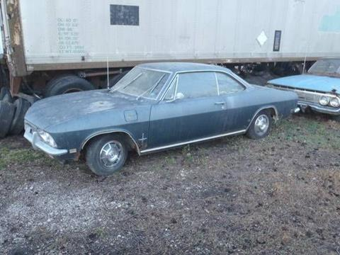 1968 Chevrolet Corvair for sale in Cadillac, MI