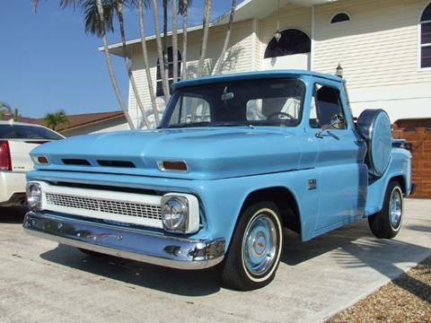 1966 Chevrolet C/K 10 Series for sale in Cadillac, MI