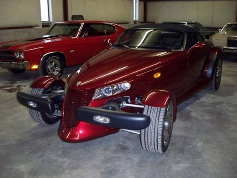 2002 Chrysler Prowler for sale in Cadillac, MI