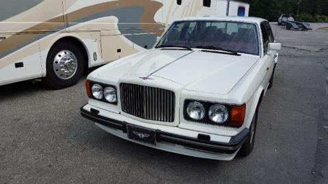 1989 Bentley Tubo R for sale in Cadillac, MI