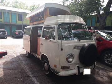 1972 Volkswagen Bus for sale in Cadillac, MI